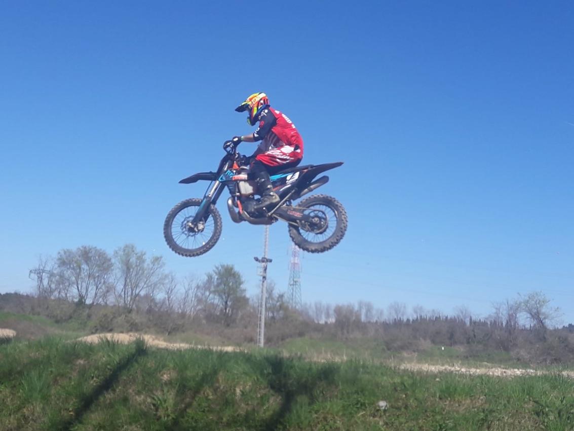 motocross track Ronchi dei Legionari - Wafna
