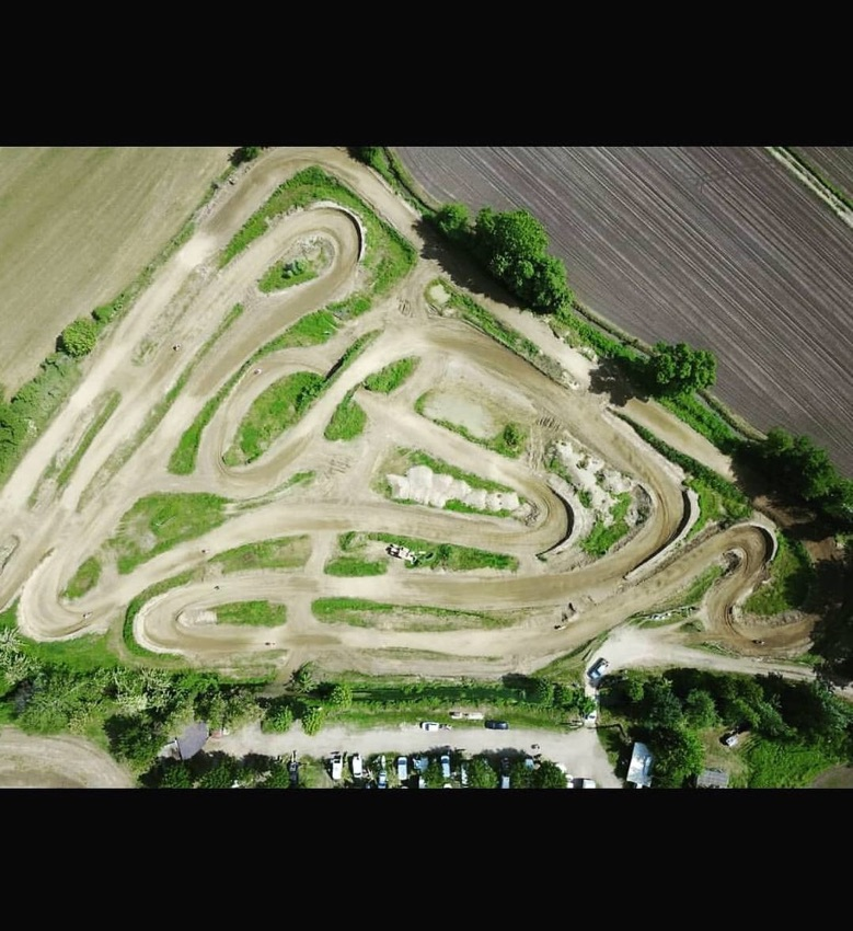 motocross track Barbariga - La Boschina