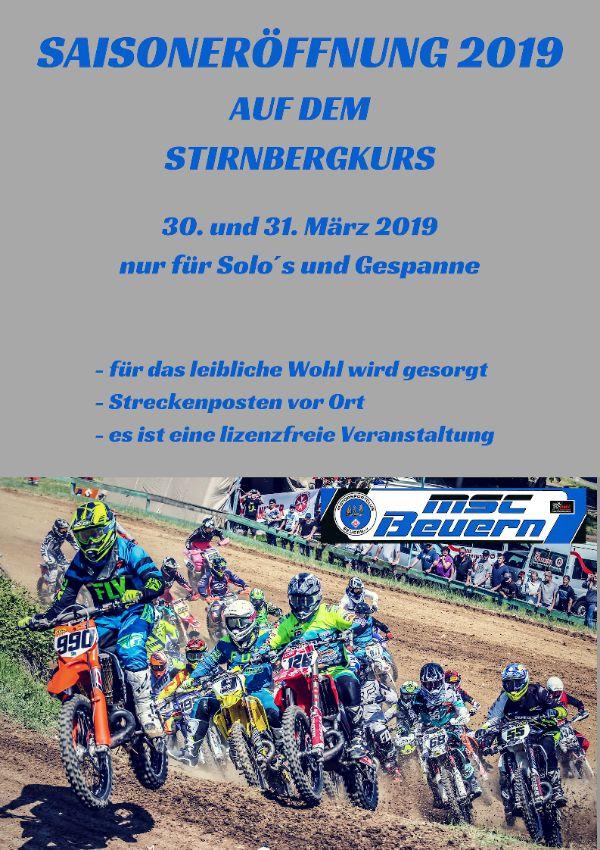 motocross track Beuern