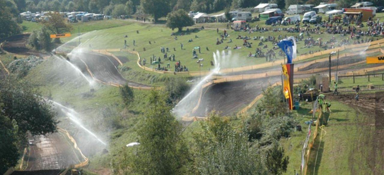 motocross track Rudersberg