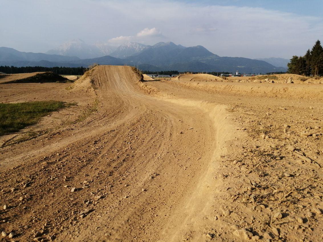 motocross track Brnik