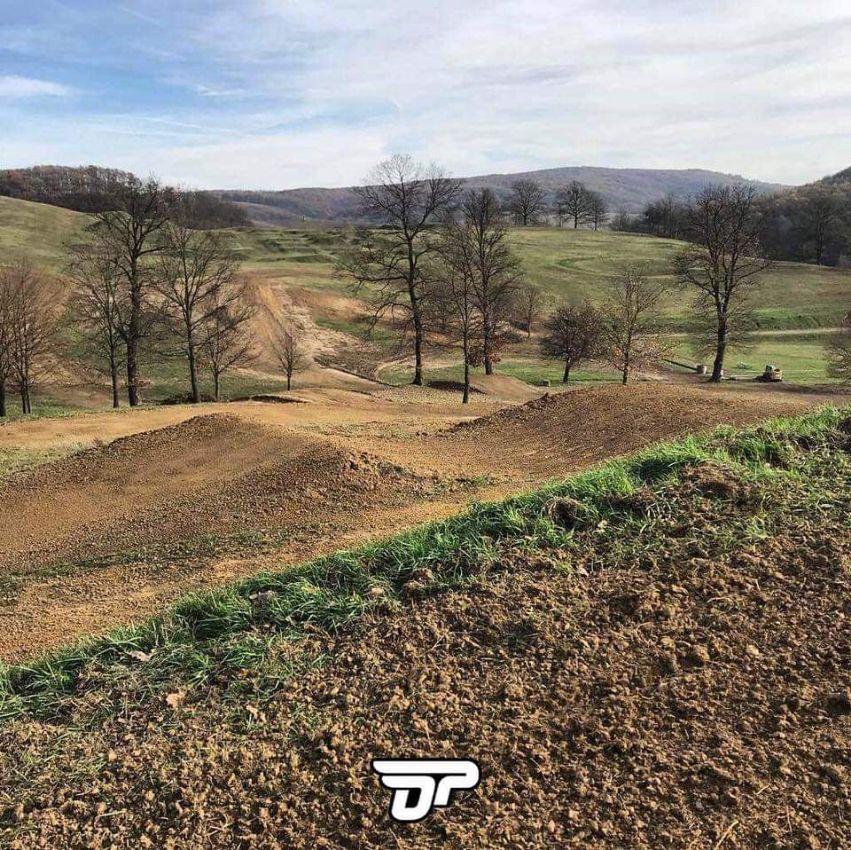 motocross track Dirt Park