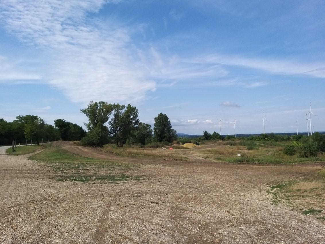 motocross track Parndorf