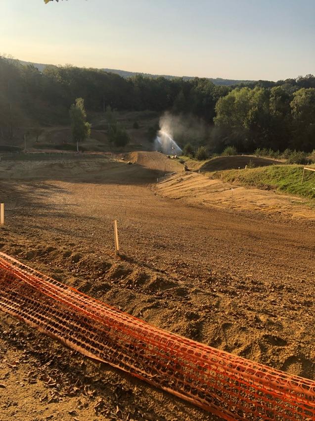 motocross track Mackovci
