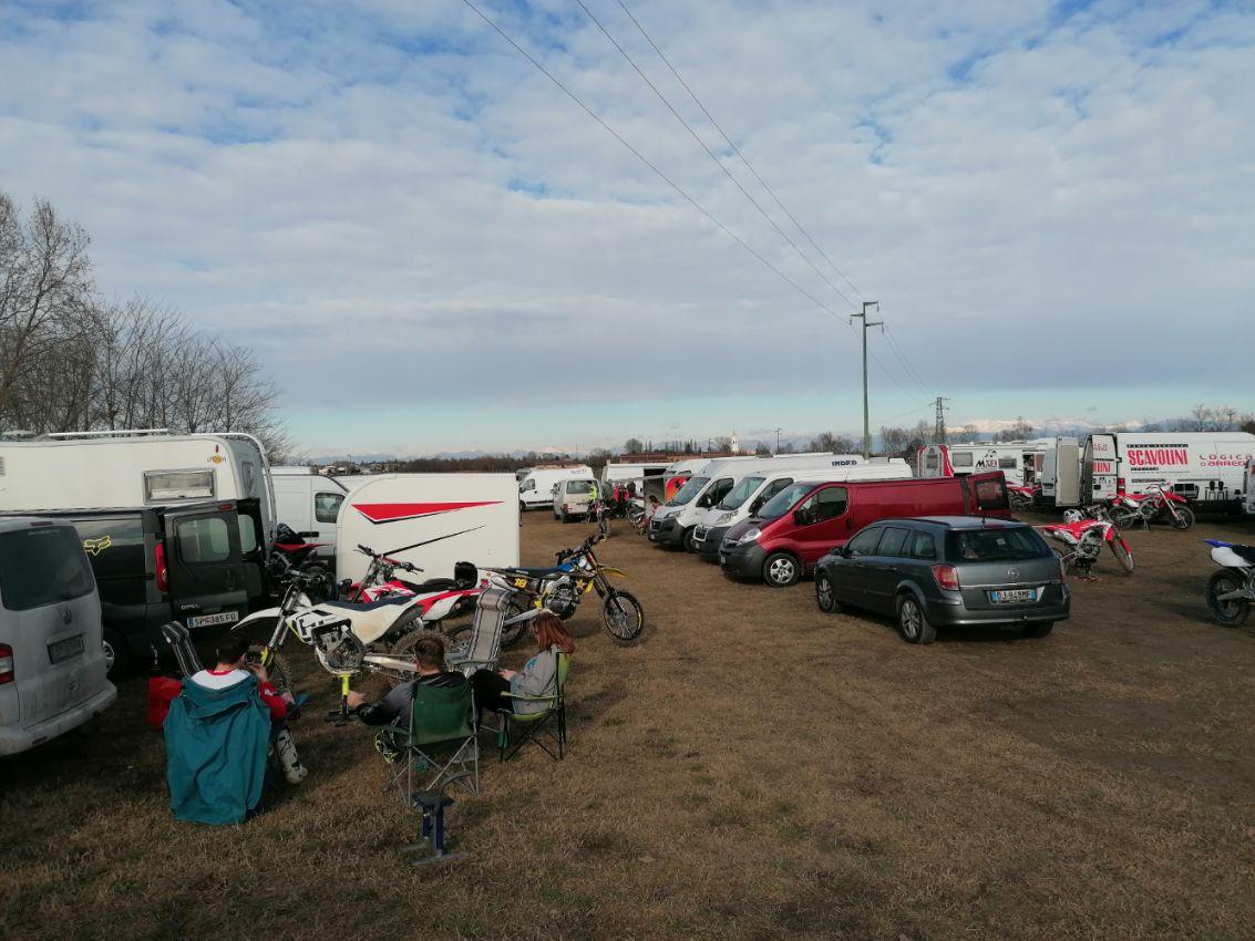 motocross track Aquileia - Las Vegas
