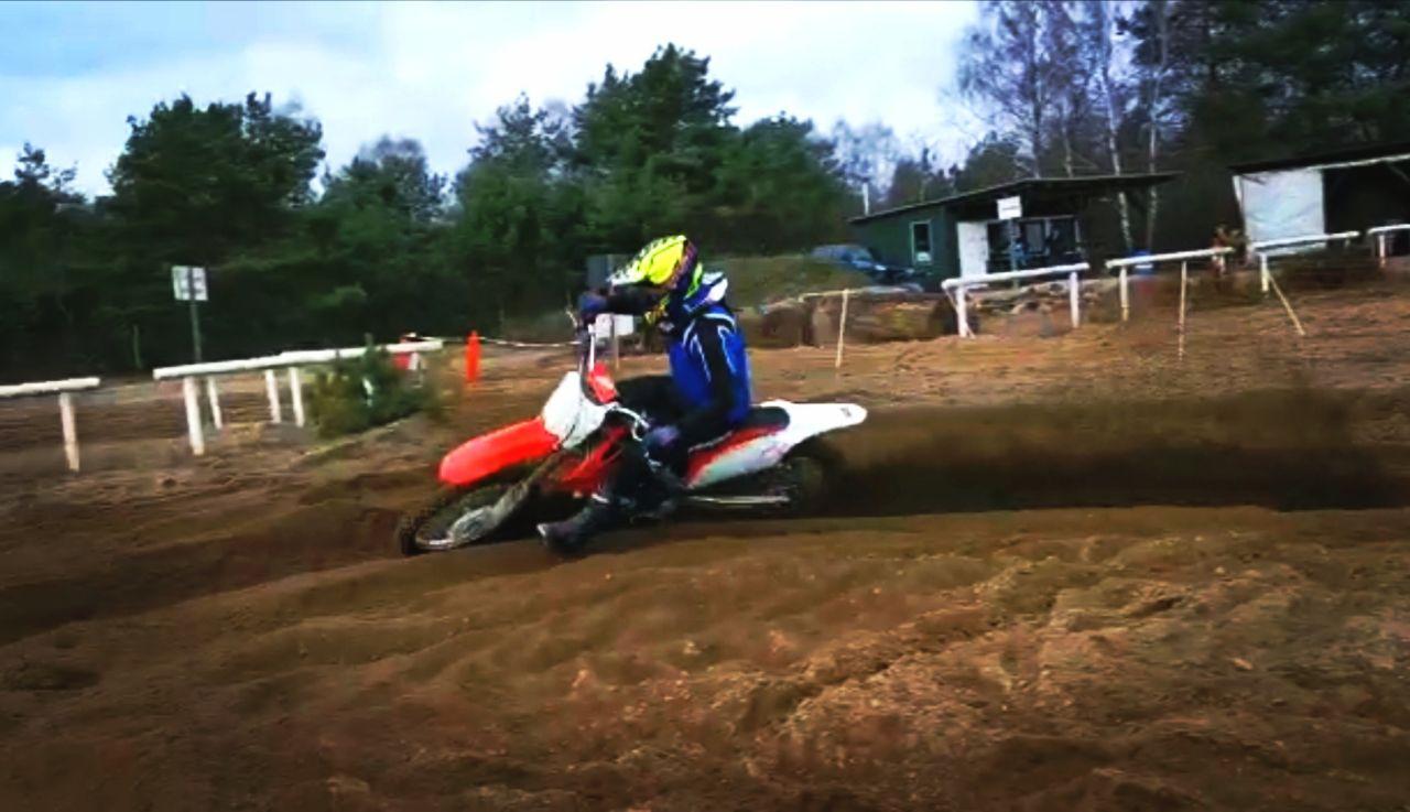 motocross track Parchim
