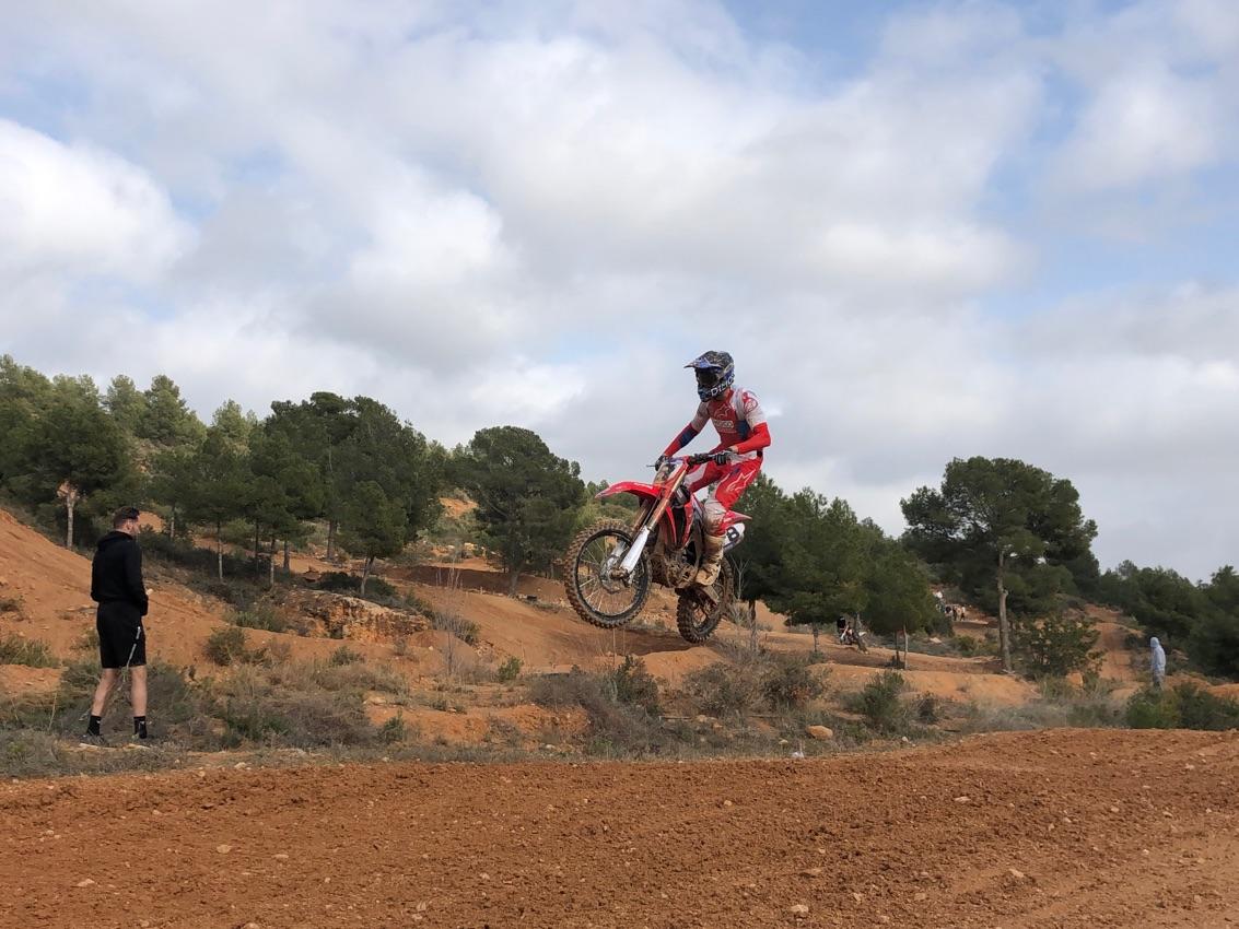 motocross track Onda