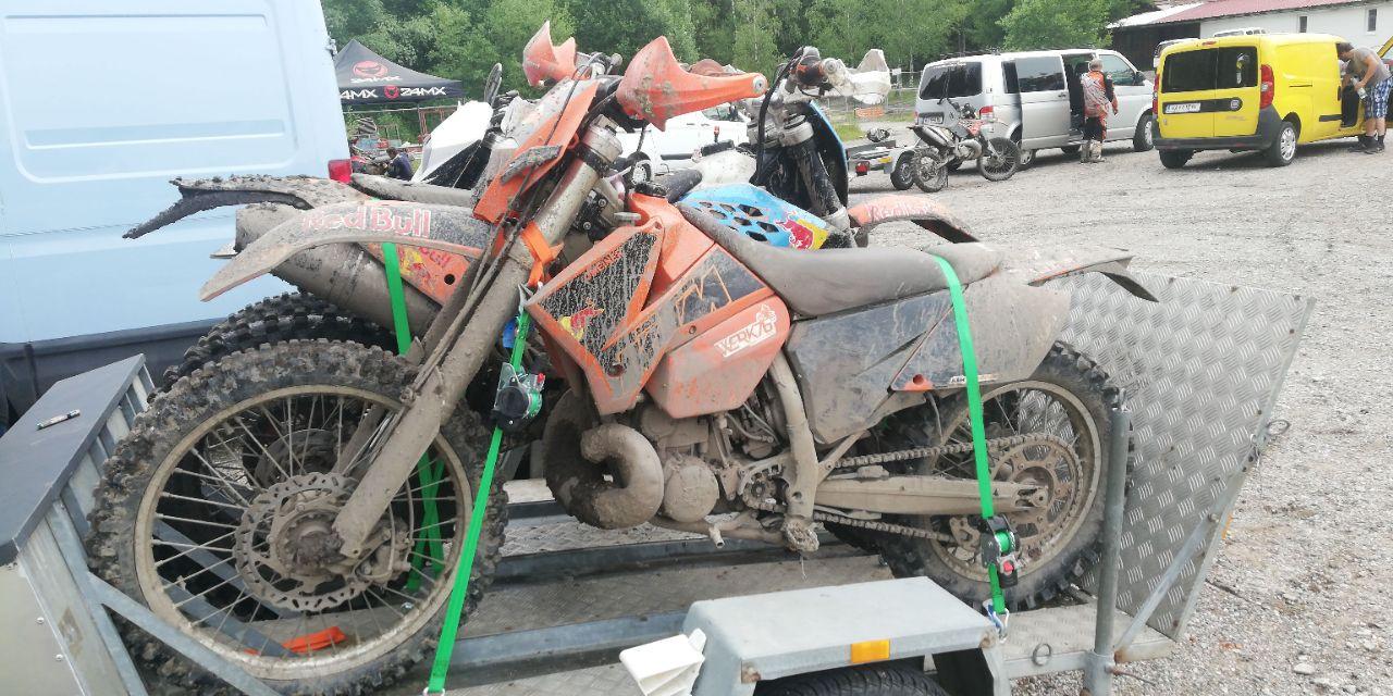 motocross track Hausruckpark