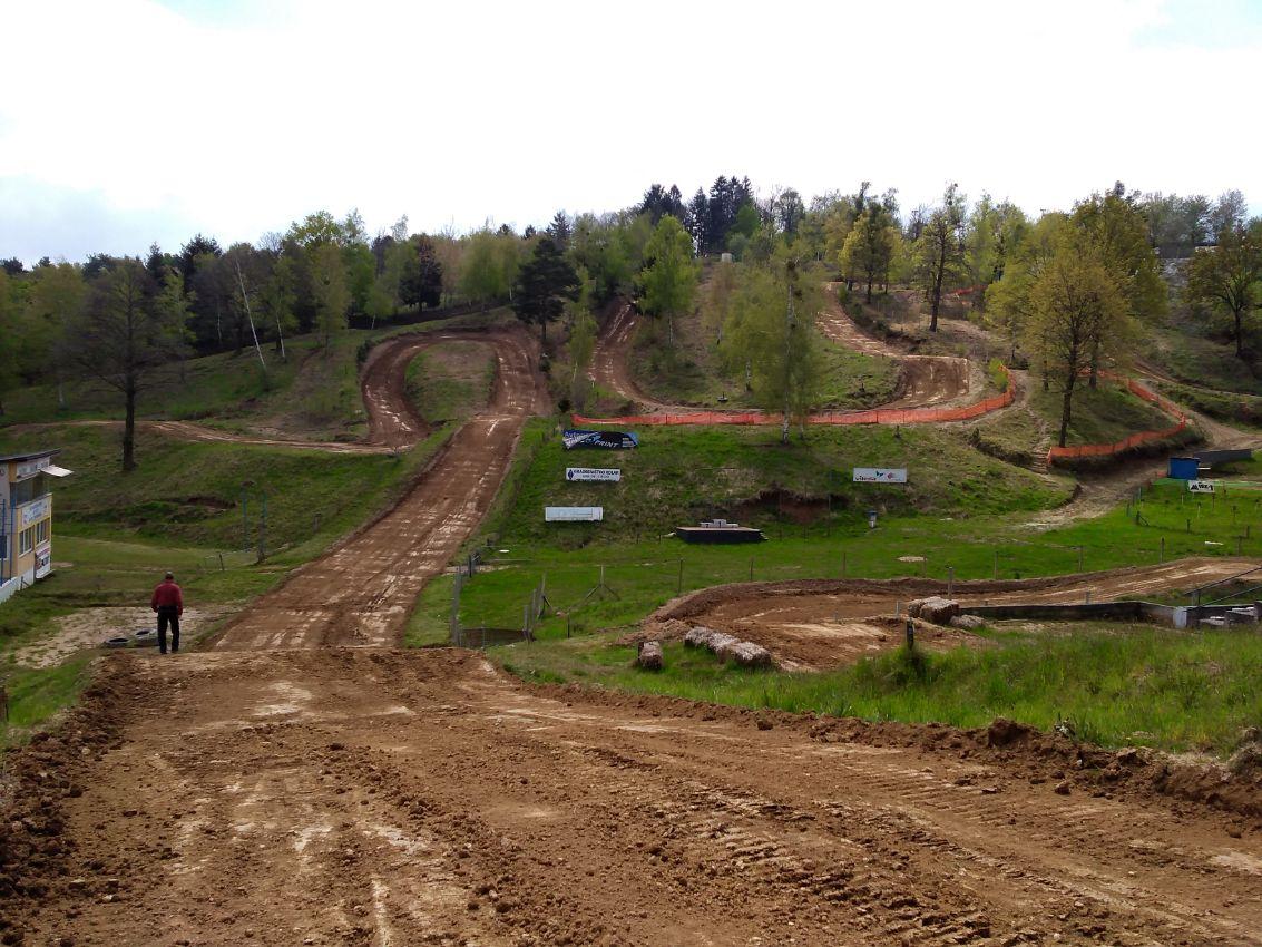 motocross track Orehova vas