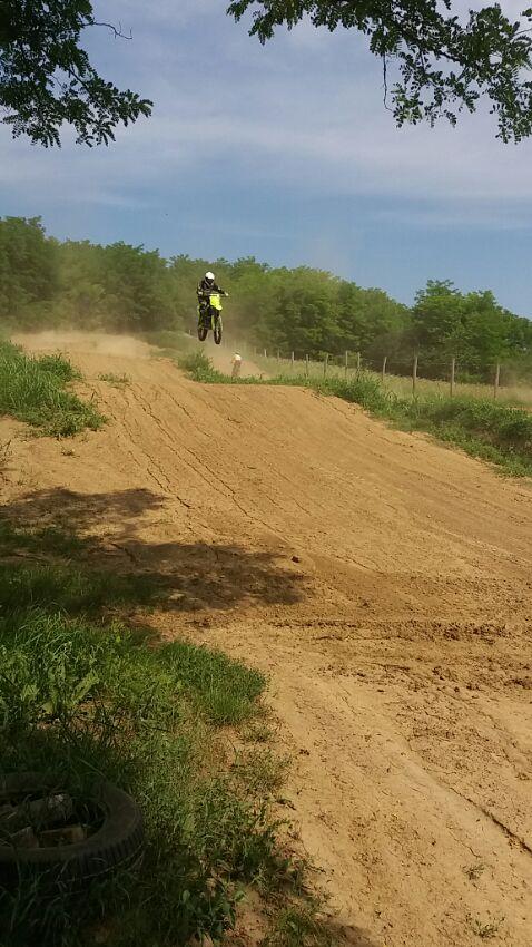 motocross track Csikóstőttős