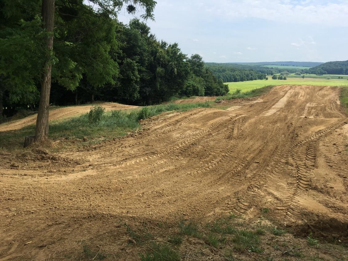 motocross track Kányavár