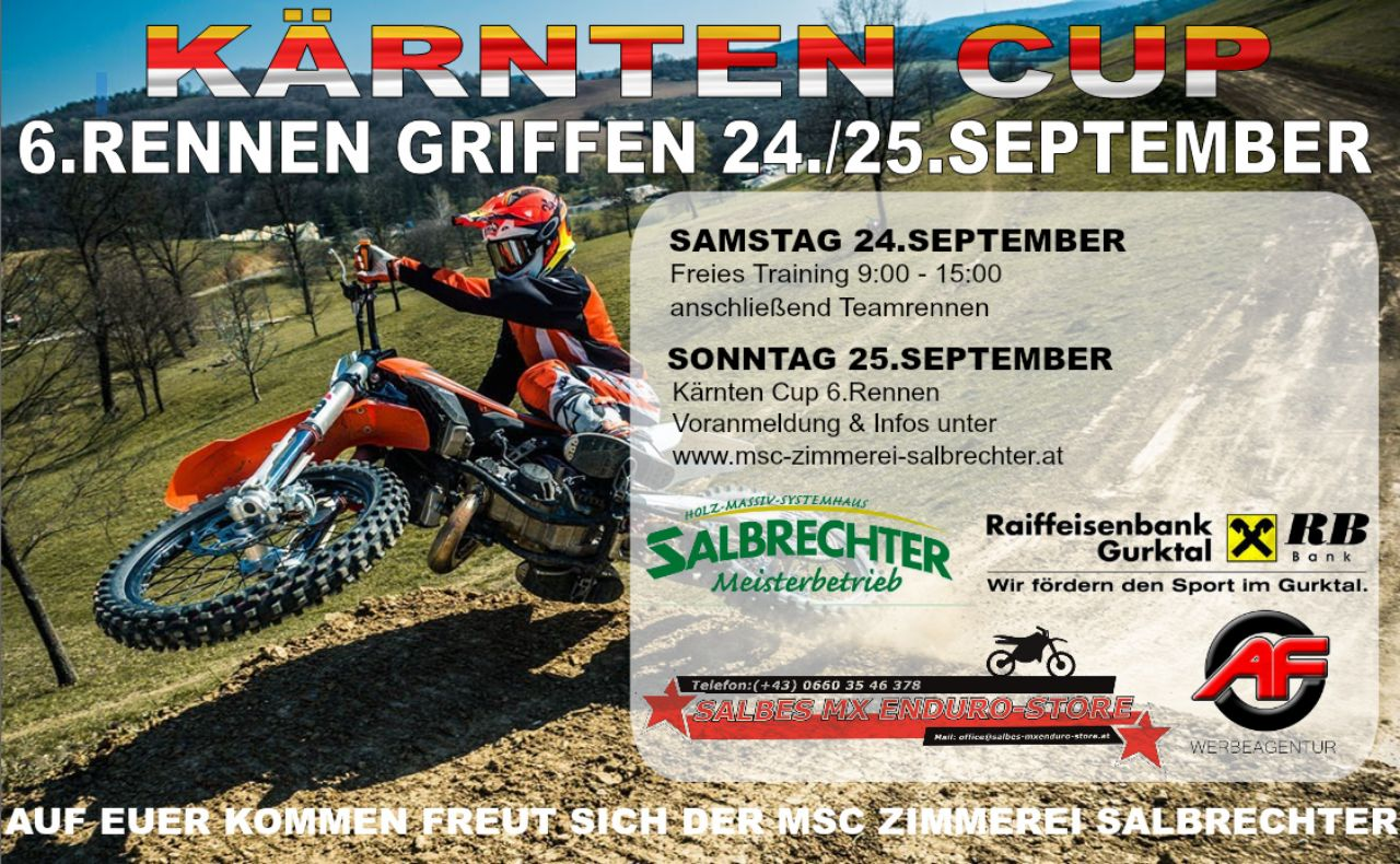 motocross track Griffen