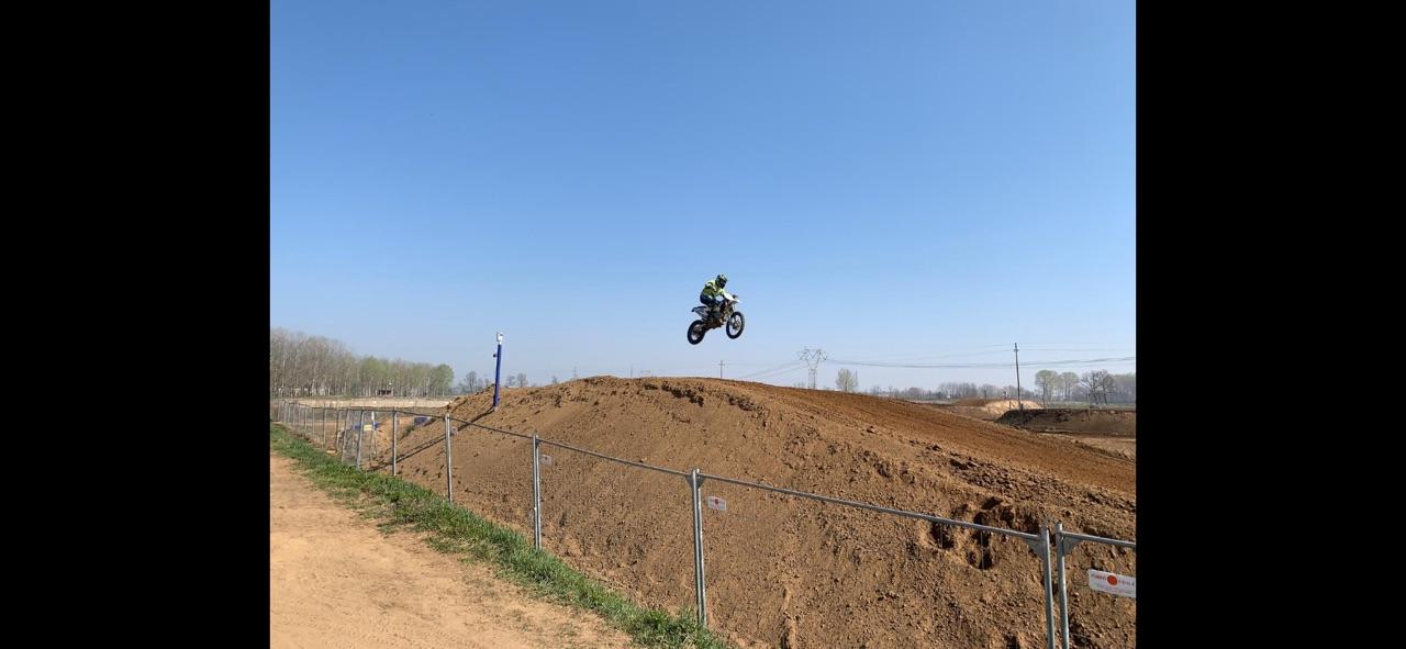 motocross track Dorno - Dornoland
