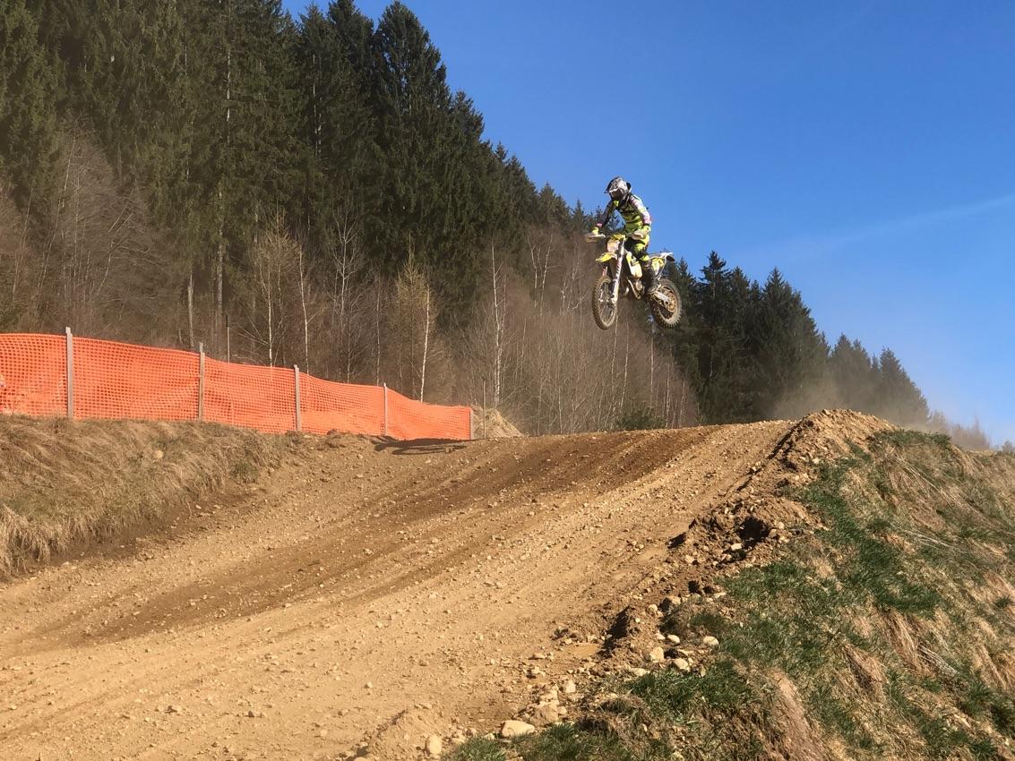 motocross track Fresach