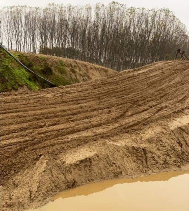 motocross track Ottobiano - Internazionale
