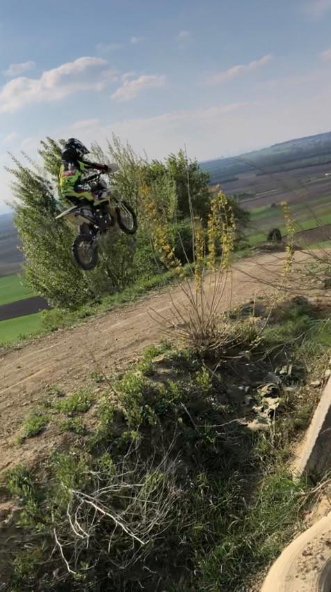 motocross track Grosshöflein Trainingstrecke