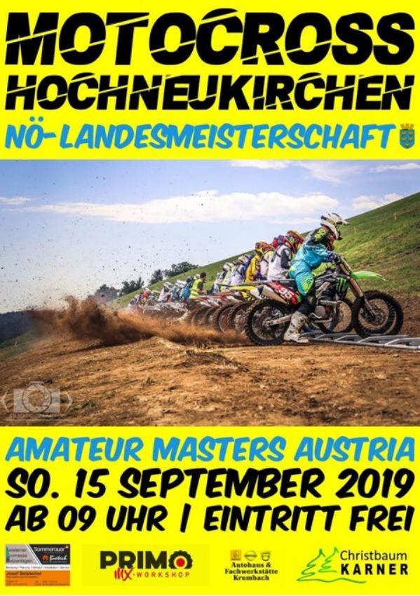 motocross track Hochneukirchen