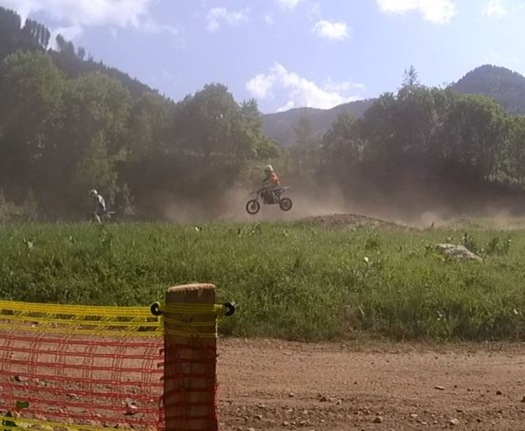 motocross track Wöll Mx