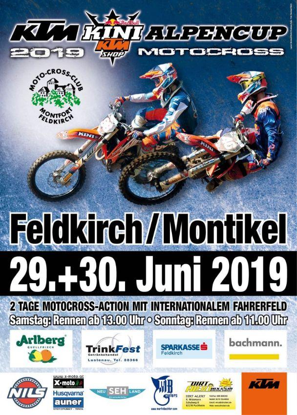 motocross track Feldkirch / Montikel