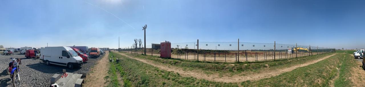 motocross track Crotta D'adda