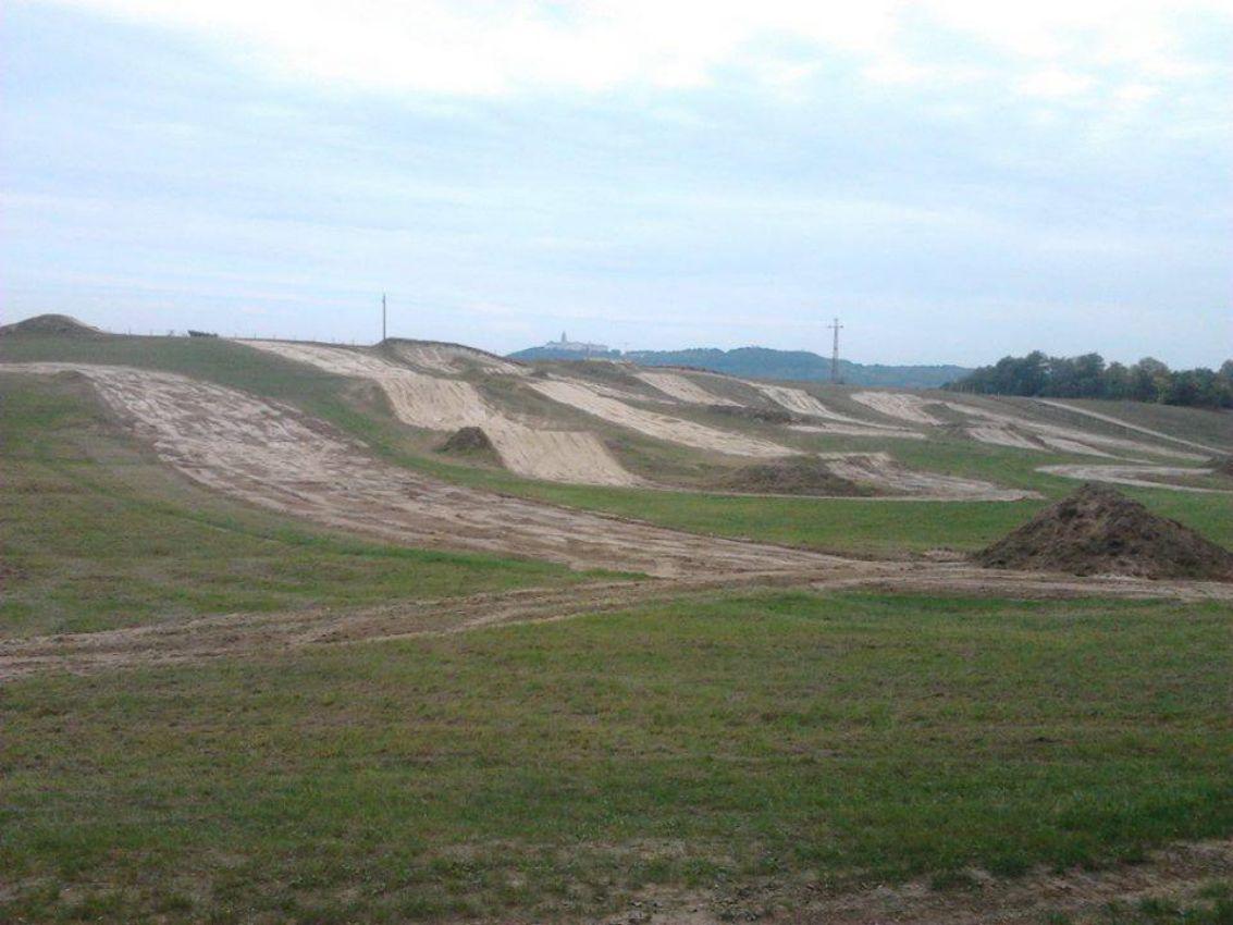 motocross track Pannonhalma