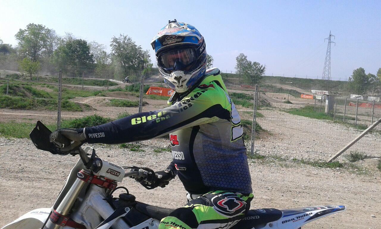 motocross track Medole