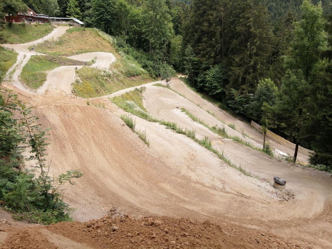 motocross track Birkfeld