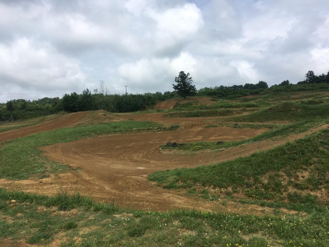 motocross track Tormafölde