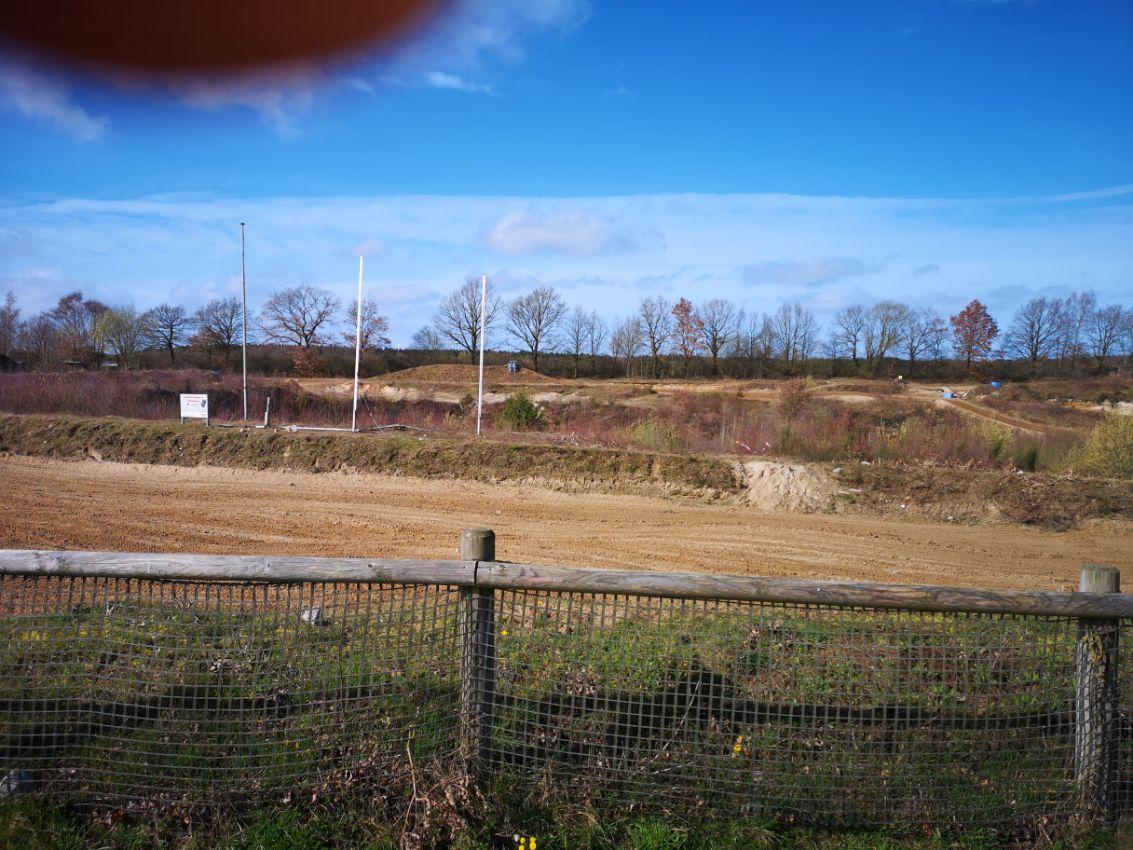 motocross track Albersdorf