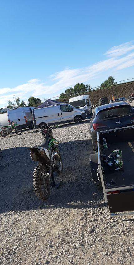 motocross track Freising - Freisinger Bär