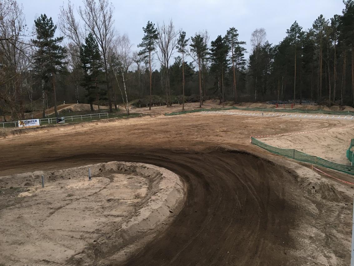 motocross track Ferchland